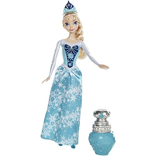 mattel-bdk33-frozen-royal-colour-change-elsa-doll