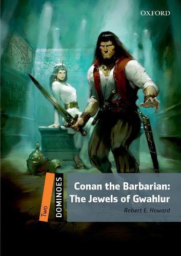 Dominoes 2. Conan the Barbarian. Jewels of Gawahlur MP3 Pack por Robert E. Howard
