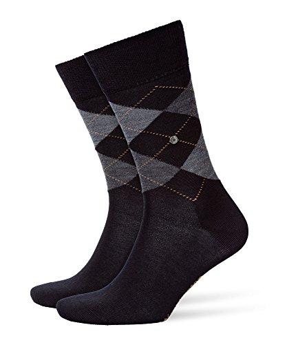 Burlington Herren Socken Edinburgh 3er Pack, Größe:40-46;Farbe:Rock Limelight (3194)