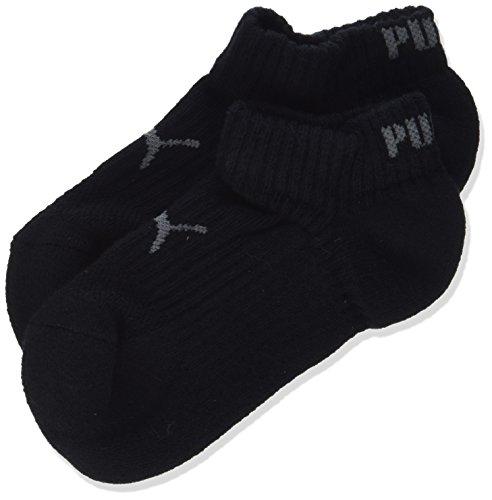 Puma Kinder Sneaker Multi-Sport 2P Kids Socken, Black, 35-38