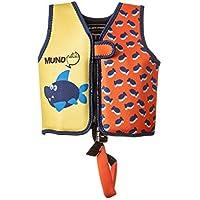 MUNDO PETIT -Chaleco de Ayuda a la flotabilidad Aprendizaje de la natación, Ideal para