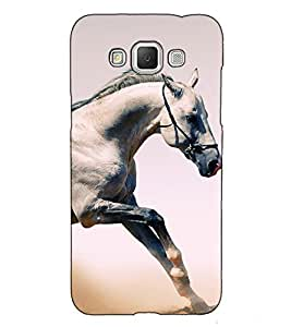 Fuson Designer Back Case Cover for Samsung Galaxy Grand Max G720 (A horse theme)