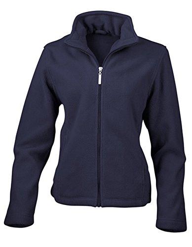 Result: Ladies` Fleece Jacket R085F Navy