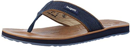 bugatti-mens-k15846-toe-separators-blue-jeans-455-105-uk