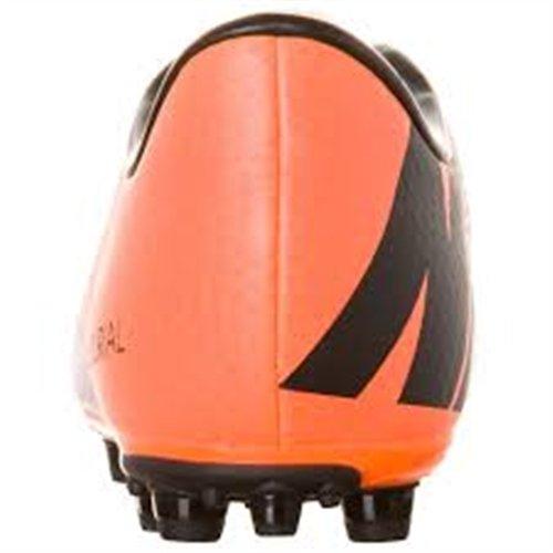 Nike - Scarpa Da Calcetto unisex Naranja / Gris / Negro