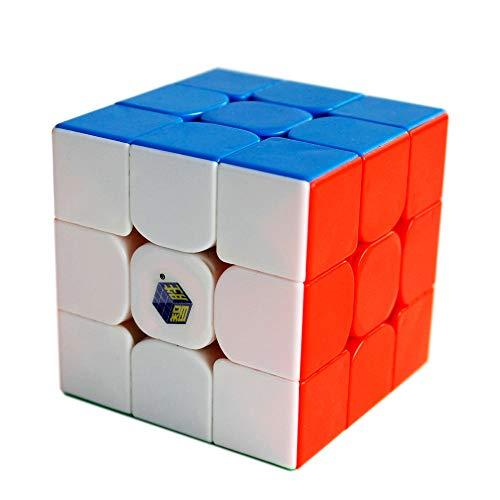 OJIN YuXin Kleine Magie 3x3x3 Geschwindigkeit Cube Magic Cube Reibungslos Schnelle Twist Puzzle Denkaufgaben Cube (Stickerless)