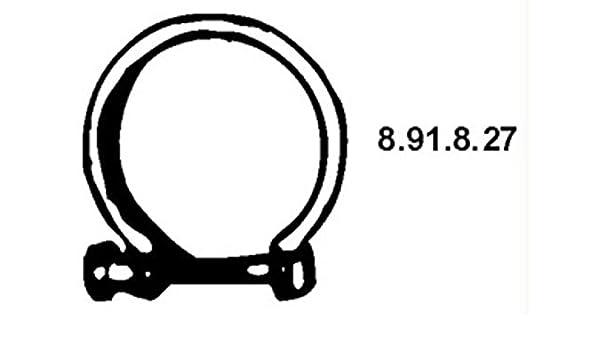 Abgasanlage Ebersp/ächer 8.91.8.27 Rohrverbinder