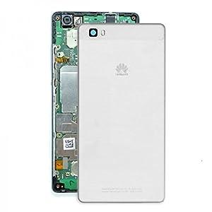 Akkudeckel Deckel Batterie Cover für Huawei P8 Lite Weiß Reparatur Ersatzteil