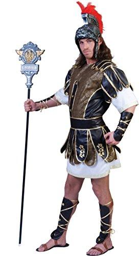 Gladiator Kostüm Tunika und Rüstung römischer Soldat