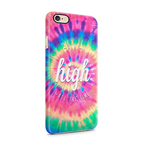 stay-high-all-the-time-tie-dye-plastic-phone-case-cover-shell-for-iphone-6-6s