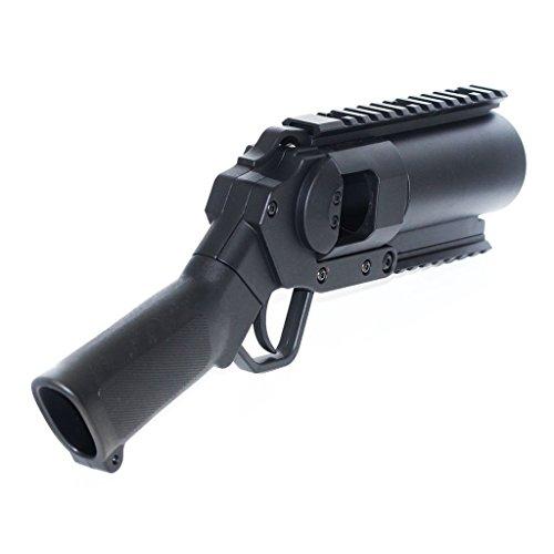 Airsoft Softair Ausrüstung CYMA 40mm-Pistole Granaten Grenade Launcher