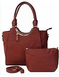 Ladies / Women Fancy Purse / Shoulder Bag (PACK OF 2) By ALIVE