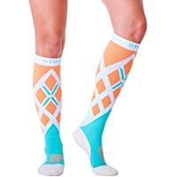 STOX Skiing Socks Women / Compression Socks / Sport Socks / Prevent cold feet, muscle ache and calf cramps!
