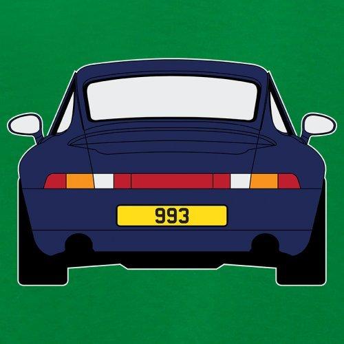 Porsche 993 Navy - Unisex Pullover/Sweatshirt - 8 Farben Grün