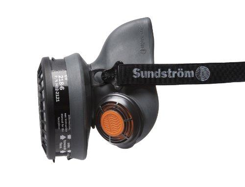 SUNDSTRÖM Atemschutz Halbmaske Gasmaske SR 90 Atemschutzmaske Maske (Gasmaske Haube Mit)