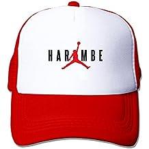 5cc824ac BYThis-Caps Harambe X Jordan Cappelli Mesh Nero
