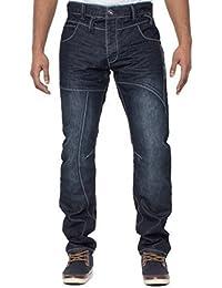 ENZO Homme Design Droit Coupe Standard De marque Jeans Jean Homme 28-42