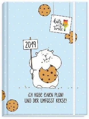 Katz & Tinte Taschenkalender 2019