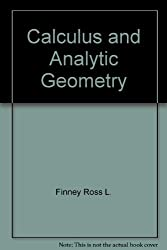 Calculus and Analytic Geometry by Finney Ross L. (1979-01-01)