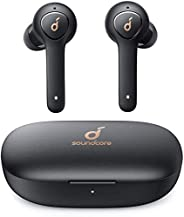 Bluetooth Earphones, Anker Soundcore Life P2 Bluetooth Wireless EarBuds with 4 Microphones, CVC 8.0 Noise Redu