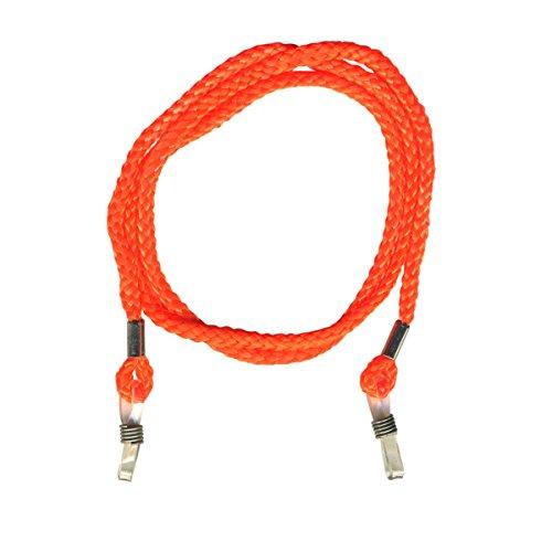 Freak Scene® Brillenband ° Kordelband für Brillen ° Farbe: neon orange