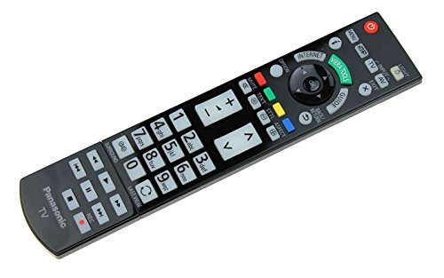 Panasonic N2QAYB000715 Original Viera Remote Control For Plasma, LED & LCD by Panasonic