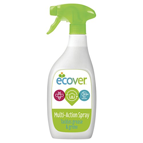 Ecover 285432 multiusos limpiador spray, 500 ml, en, VOC 7,3%