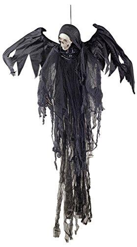 ügel Figur ca. 180 cm | knuellermarkt.de | Lebensgroß Dekoration Animation gruselig (Lebensgroße Halloween-dekoration)