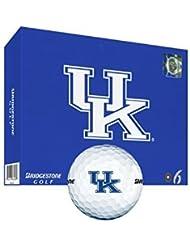 Bridgestone NCAA E6 Golf Balls, Kentucky by Bridgestone