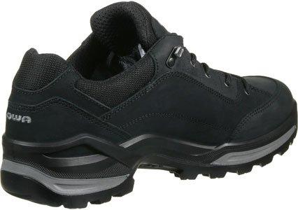 Lowa Renegade GTX L, Chaussures de Randonnée Hautes Homme Noir (Schwarz/graphit 9927)