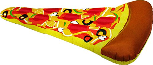 Grafix Luftmatratze Pizza 171 X 99 X 21 cm