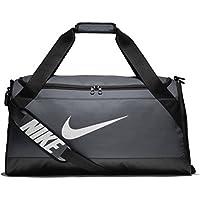 Nike Sporttasche Brasilia Fitness Duffel Sport Medium Gr. M Grey Black