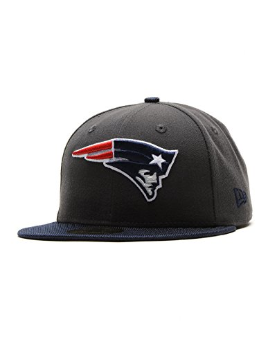 New Era Herren Caps / Fitted Cap Ballistic Visor New England Patriots grau 7 1/4 - 57,7cm