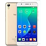 Tecno I3 Pro, Tempered Glass, Premium Real 2.5D 9H Anti-Fingerprints & Oil Stains Coating Hardness Screen Protector Guard For Tecno I3 Pro