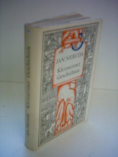 Read Pdf Jan Neruda Kleinseitner Geschichten Online