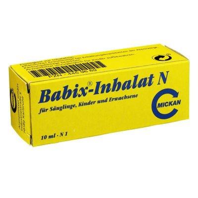 Babix-Inhalat N 10 ml