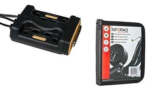Inforad M1 avisador de radar GPS para motos (Radares GPS para moto)