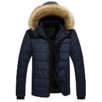 abrigos con capucha hombre invierno largos 2017 Sannysis cardigans cremalleras de bolsillo chaquetas hombre moto deportivas invierno baratos parka