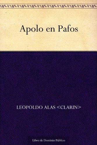 Apolo en Pafos por Leopoldo Alas <Clarin>