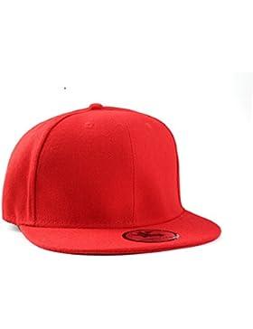 Snapbacks -  Cappellino da baseball  - Uomo Rosso rosso