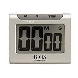 BIOS LCD Timer, Jumbo, Cream