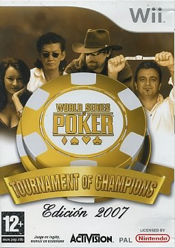 World Series Of Poker 2007: Tournament Of Champions