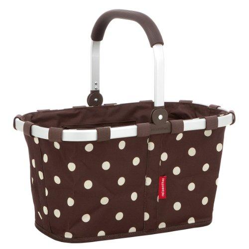 Reisenthel Carrybag mokka punkte 12BA0148