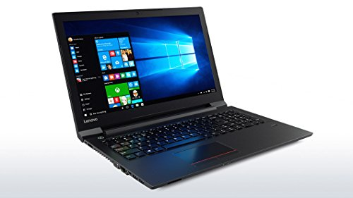 Lenovo V110-15ISK 80TL 15.6-inch Laptop (Pentium D/4GB/1TB/DOS), Black