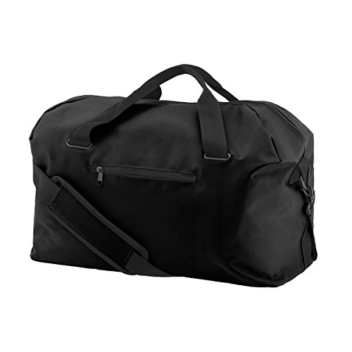 Cool gym bag AWDis Streetwear Borse Jet Black