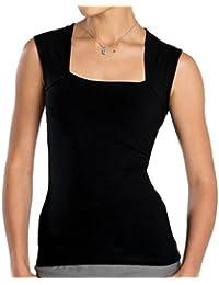 dos-nu T-shirt Black, White, Sky, rose or Violet