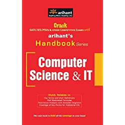Handbook of Computer Science & IT