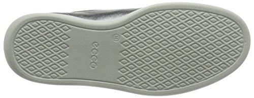 ECCO - Ecco Soft 4, Scarpe stringate Donna Silber (50521ALUSILVER/WHITE)