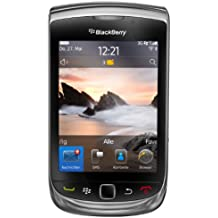 BlackBerry Torch 9800 - Smartphone - 3G - WCDMA (UMTS) / GSM - slider - touch screen, full keyboard - BlackBerry OS - black