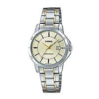 Casio LTP-V004SG-9A Watch For Women- Analog